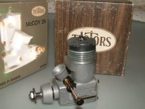 McCoy 29 Testors NIB