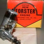 Forster 29 Glow LNIB