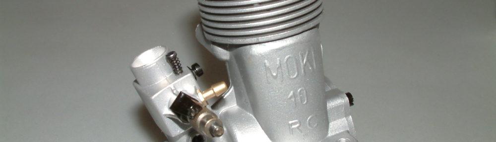 Moki M5 10cc R/C Glow
