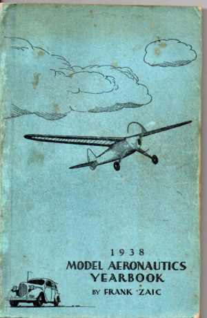 Model Aeronautics Yearbook 1938