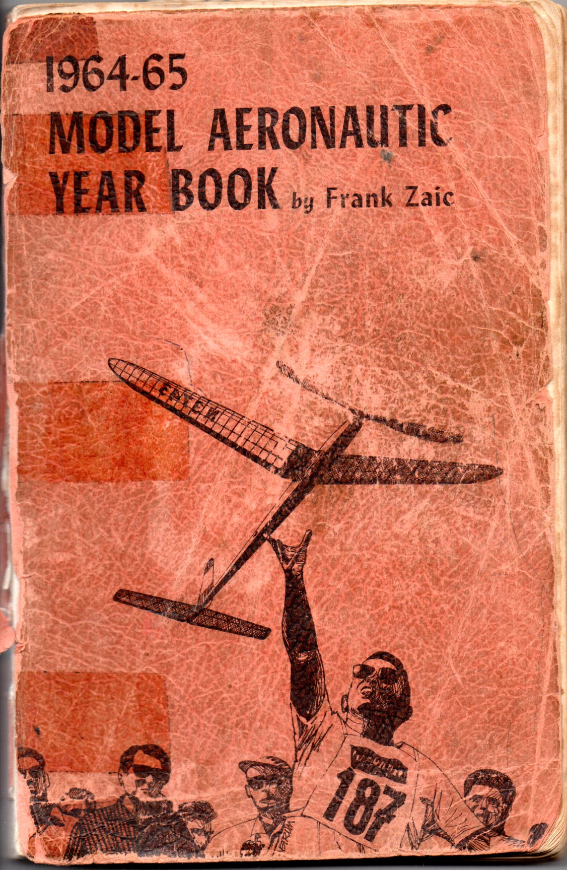 Model Aeronautic Yearbook 1964 - 65