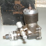 Hiness 20 Glow model engine