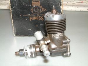 Hiness 20 Glow model engine