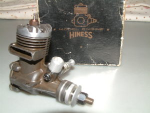 Hiness 20 Glow engine NIB