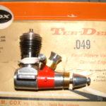 Cox TD 049 NIB