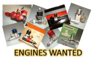 Engines wanted