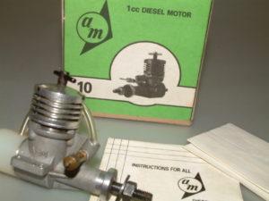 AM 10 1cc Diesel LNIB