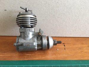 Frog 249 BB diesel 1955
