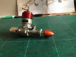 DC Sabre 1.5cc Diesel