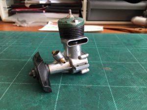 K&B 15 Green Head Torpedo