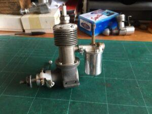 Mechanair 5.9cc Spark As New