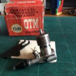 OTM .8cc diesel Boxed