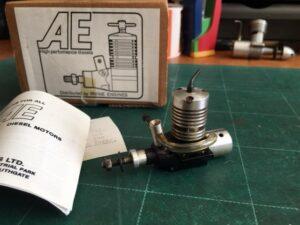 AE .5cc Like New in Box