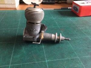Amco 3.5cc green Head diesel