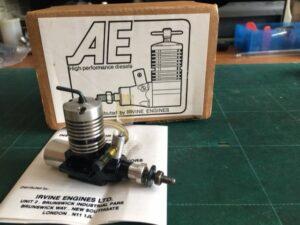 AE .5cc LNIB