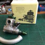 Dremo 3.5cc diesel NIB