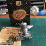 Veco 19 Glow VGC Boxed