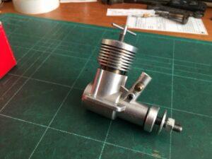 PAW 2.5cc diesel