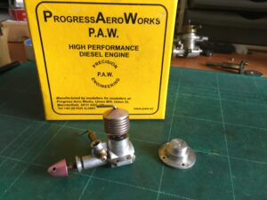 PAW 55 BR Boxed