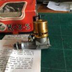 K 3.5cc diesel LNIB
