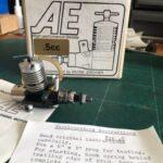 AE .5cc diesel NIB