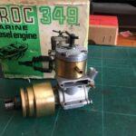 Frog 349 Marine Boxed